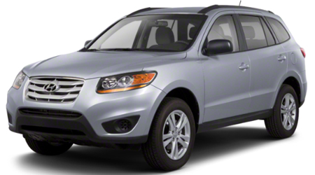 Santa Fe 2nd Gen Facelift [2009 > 2012]