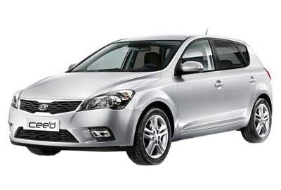 Cee'd Mk1 facelift [2009 -2012]