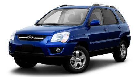 Sportage 2nd Gen Facelift (KM) [2008 - 2010]