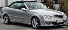 CLK (C209) facelift [2005-2009]
