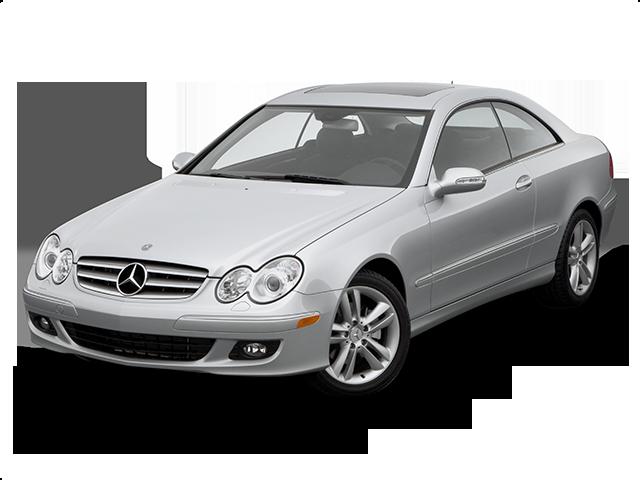 CLK (C209) facelift [2005-2009]