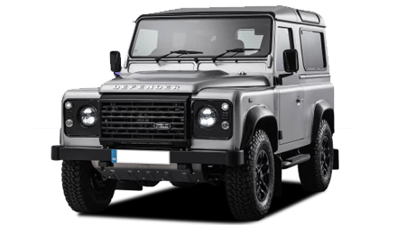 Defender Facelift [2007 - 2016]