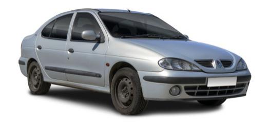 Megane I facelift [2000 - 2002]