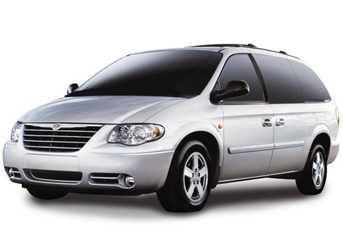 Grand Voyager 4th Gen [2001]