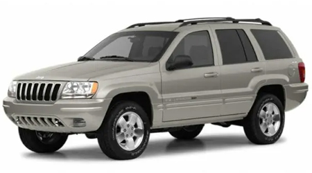 Grand Cherokee 2nd Gen Facelift [2002 - 2005]