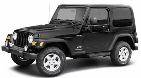 Wrangler 2nd Gen Facelift [2003 - 2006]