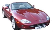 XK8 Convertible [1996 - 2005]