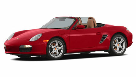 Boxster  (987 facelift) [2009 - 2012]