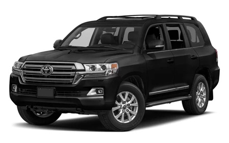 Land Cruiser New [2018 >]