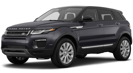 Range Rover Evoque 2nd Gen (L551) [2018 >]