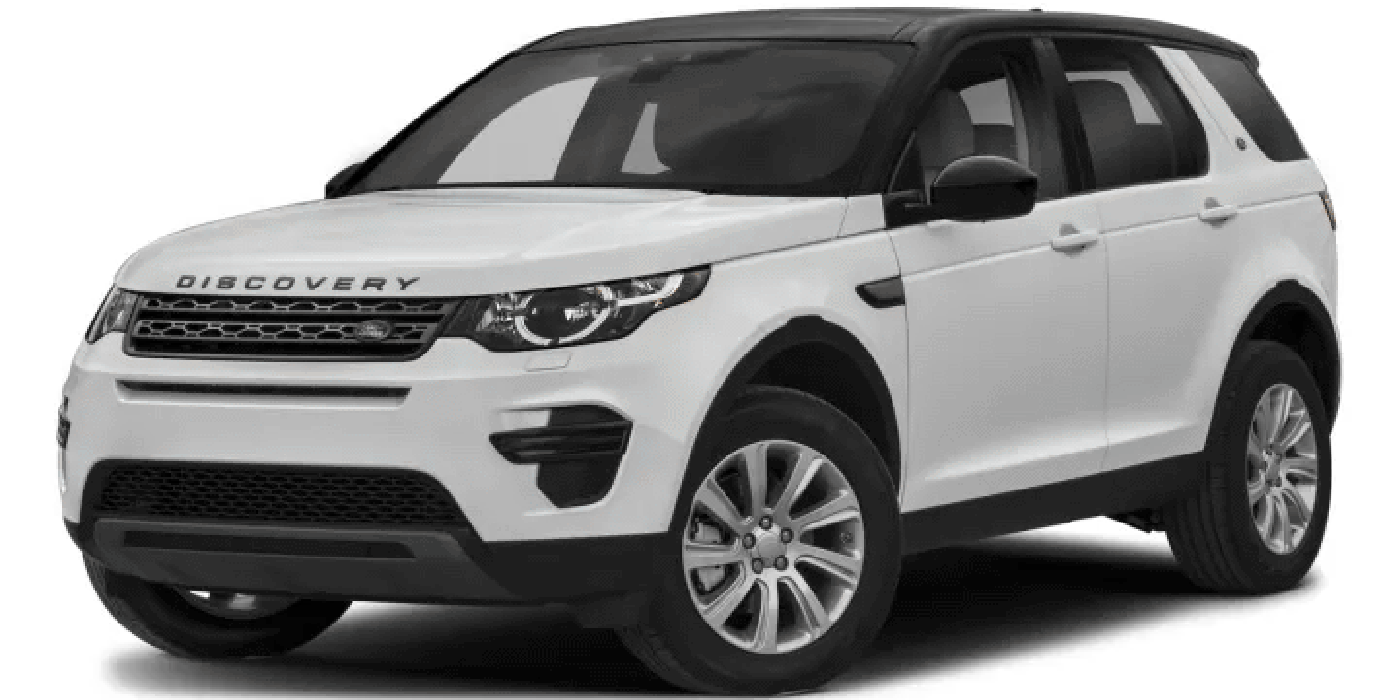 Discovery Sport (L550) [2014 - 2019]