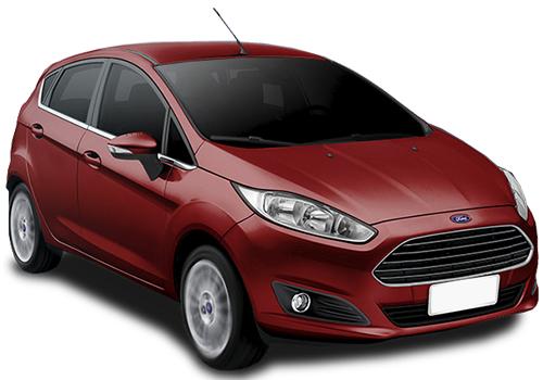 Fiesta MK7 [2010 - 2012]