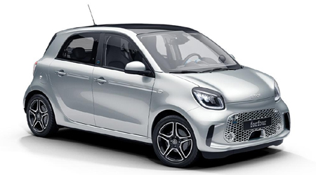 Forfour EQ (Electric) [2016 >]