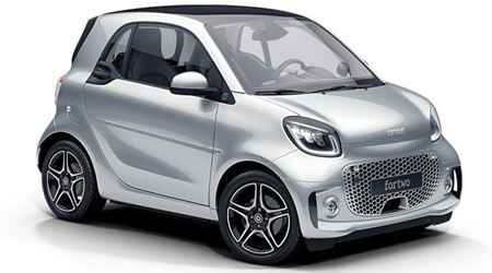 ForTwo EQ (Electric) [2016 >]