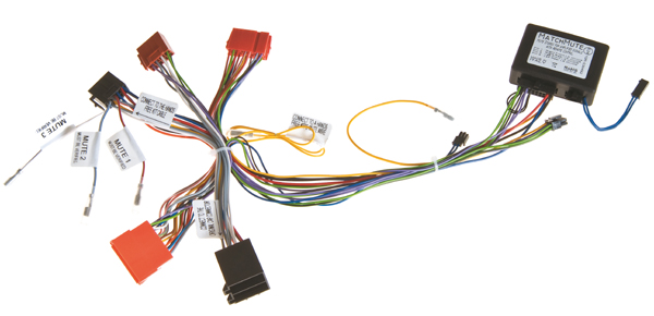 Audi Interface for Parrot MKI handsfree kit