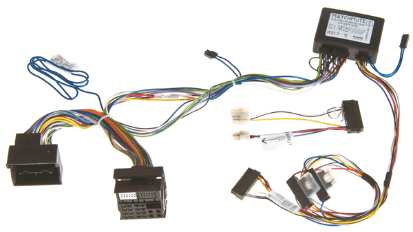 Audi Quadlock Bose interface for Parrot MKI