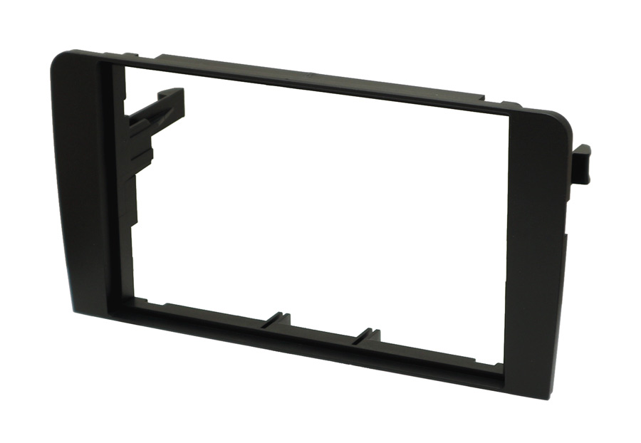 Audi A3 Double Din radio fascia adapter panel
