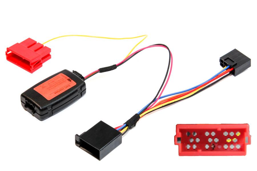 Skoda Stereo Upgrade parts, Radio replacement kit, Audio fitting