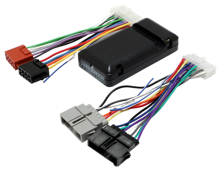 Chrysler/Jeep 4 channel active ISO lead interface