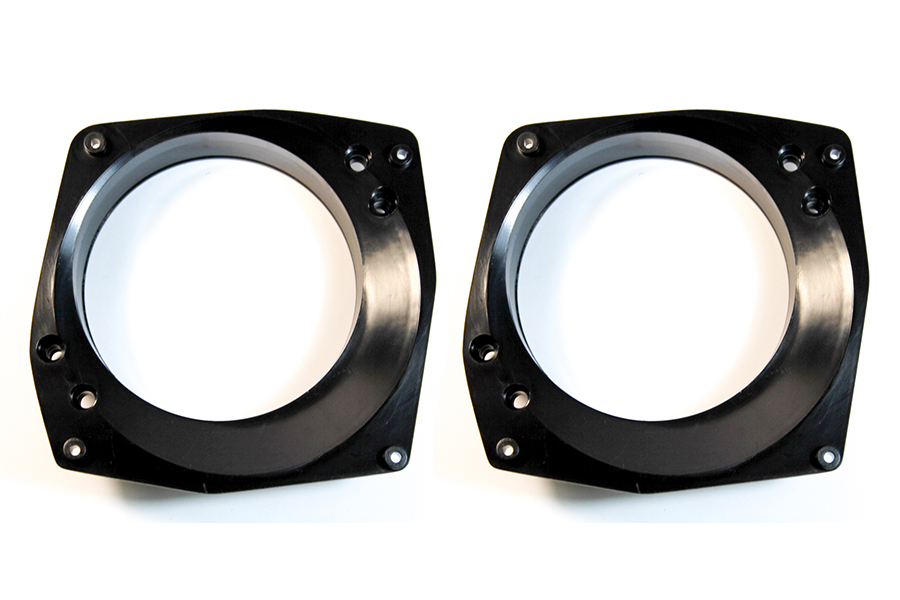 Fiat Punto (99>) Rear Speaker Adapters