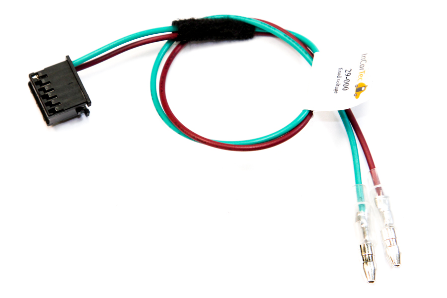 Chinese steering wheel control input patch lead for 29-XXX series steering control interfaces