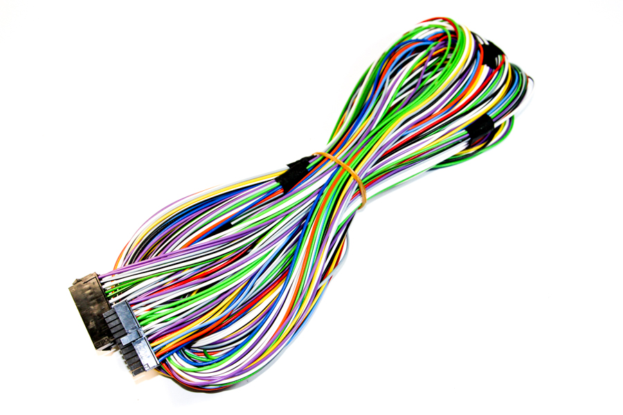 Molex 24 way extension cable 5m
