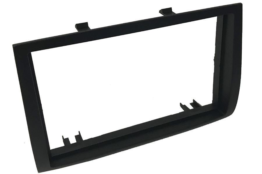 Citroen,Fiat and Peugeot Double din radio fascia adapter panel