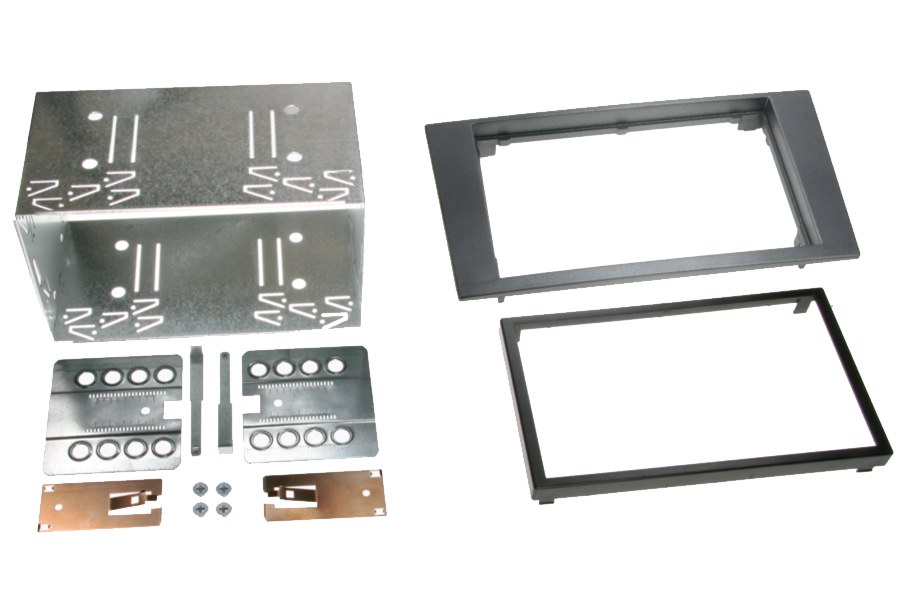 Ford Mondeo Radio Fascia D.Din Cage kit (straight fitting)