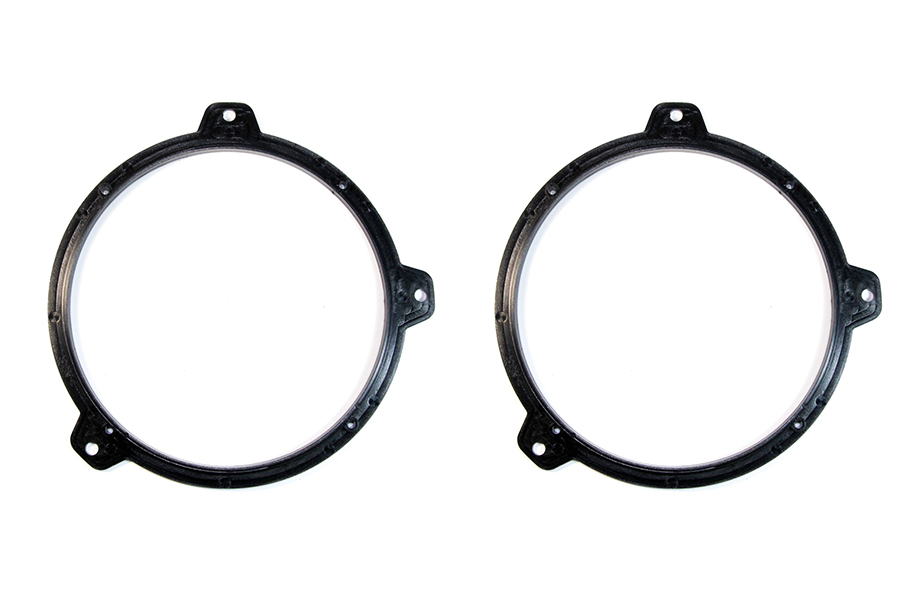 BMW 3 Series E46 Front door speaker Adapter Plates