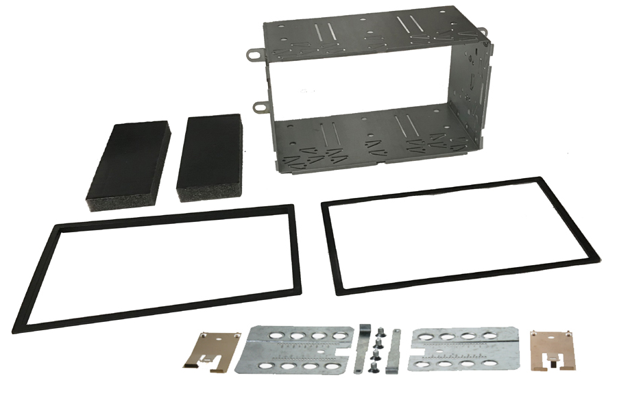 Nissan Qashqai,  Double Din Cage kit