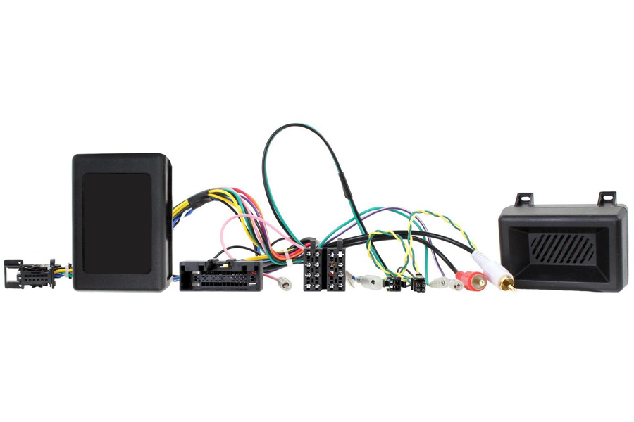 Ford Focus (10>) CAN  Steering control interface