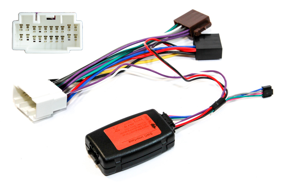 Honda Jazz  Steering control & iso cables