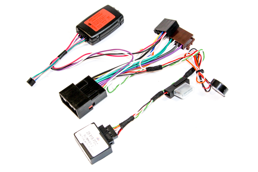 Landrover Freelander 2 iso Steering control with PDC interface