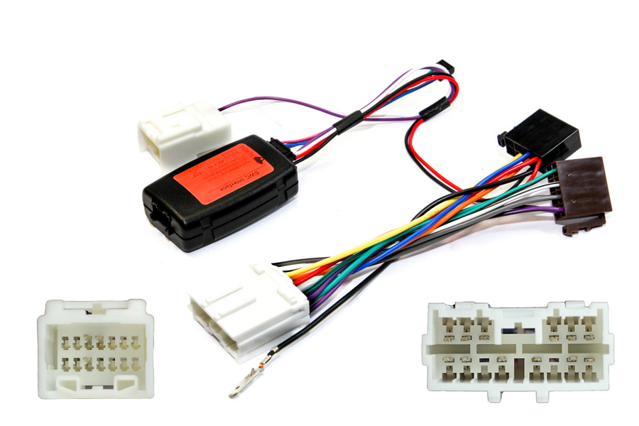 Mitsubishi Colt 05 ISO Steering control interface