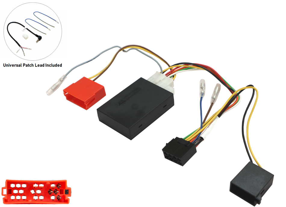 Porsche Cayenne ISO Steering control Interface