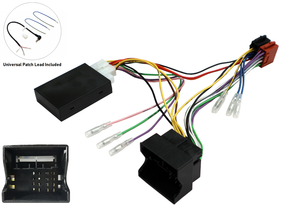 Porsche Cayenne 92A (07> Facelift model  Steering control Interface