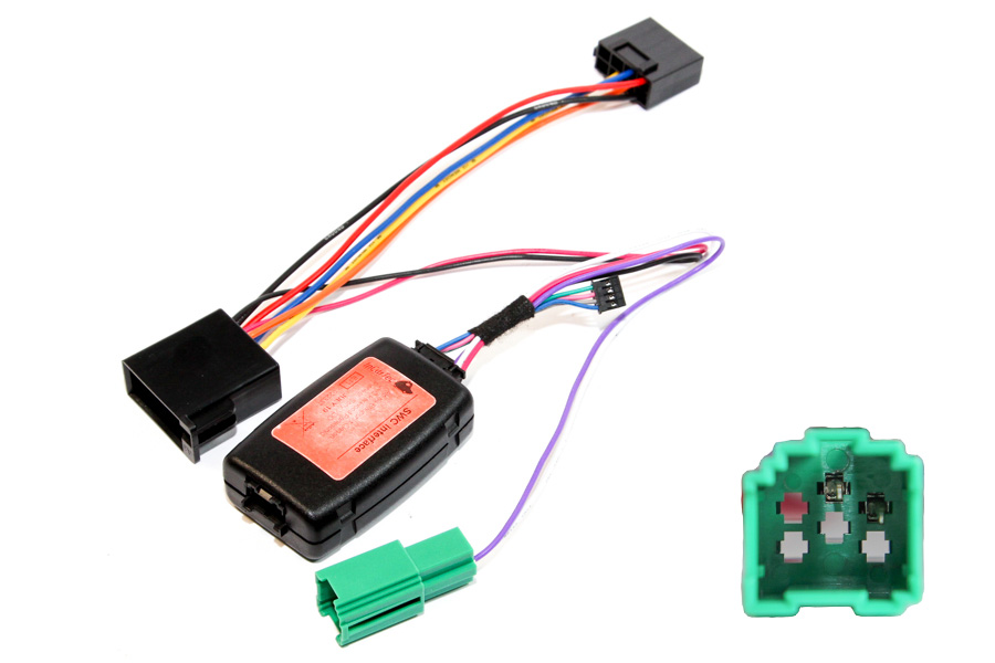 Rover 24/45 (02>) Steering control & iso cable