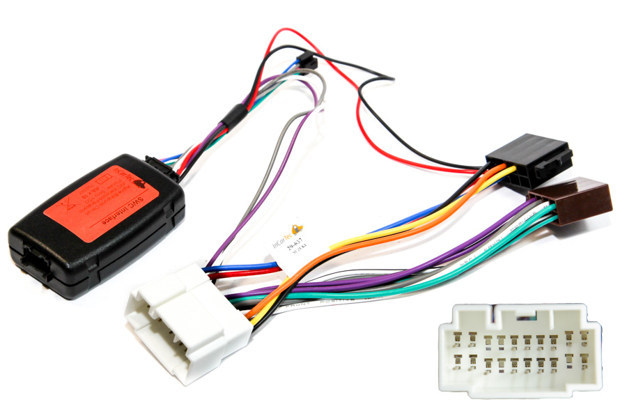 Suzuki Vitara MKII steering control interface