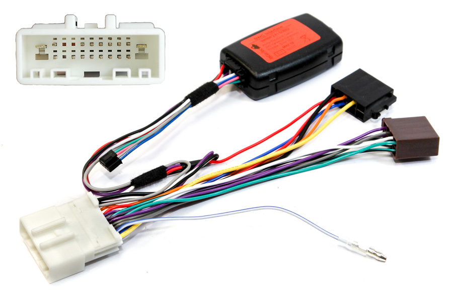 Subaru Legacy/Outback (09>) Audio Steering control interface