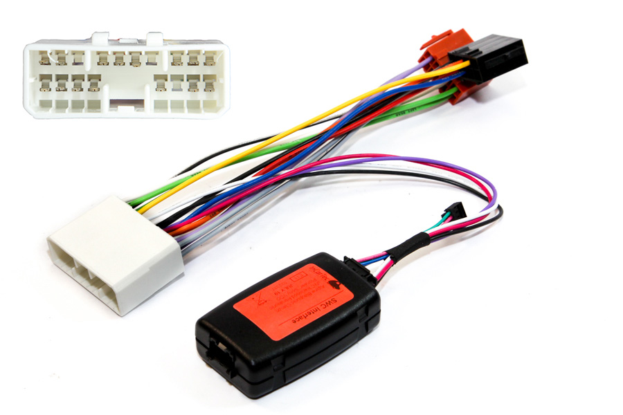 Ssanyong Audio Steering control & iso cables