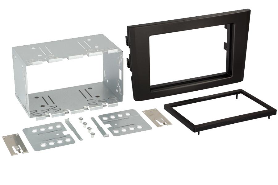 Volvo XC90  Radio Facia Double Din kit
