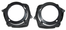 Volvo 850 Front Door Speaker Adapters