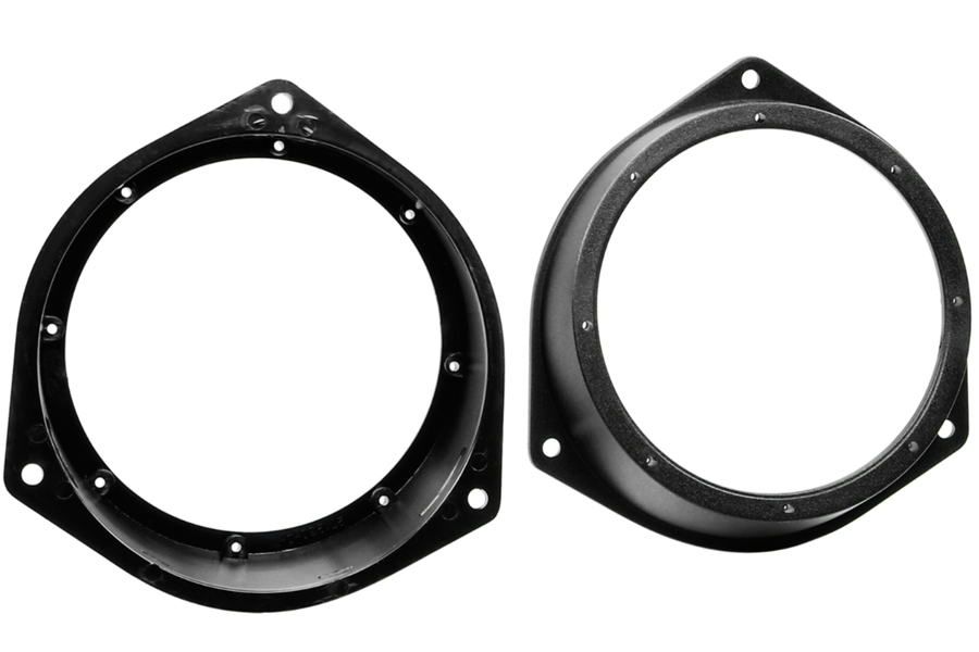 Vauxhall 120mm Rear Door Speaker Adapter Panels