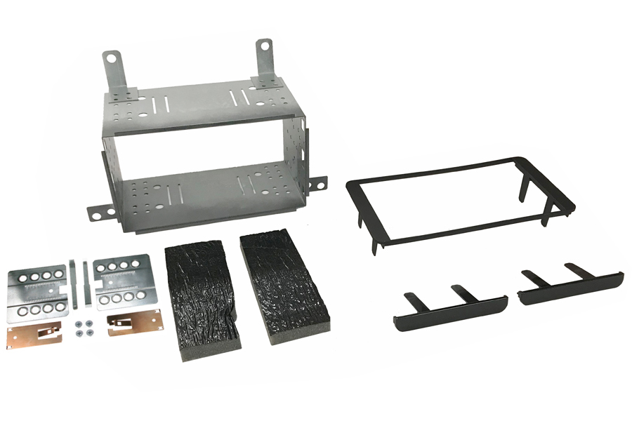Subaru Justy II replacement  Radio Facia kit