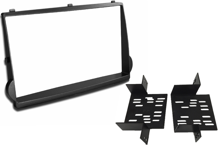 Hyundai i load  Facia kit  Double Din
