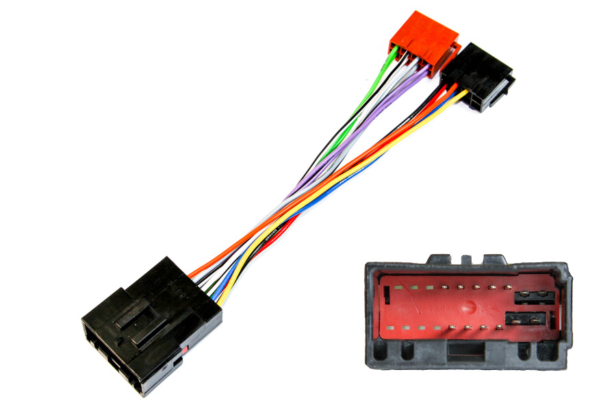 Landrover ISO adapter lead