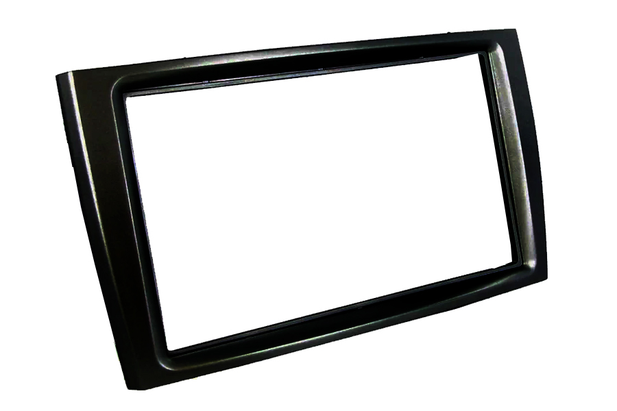 Peugeot 308  Double Din Facia GLOSS BLACK