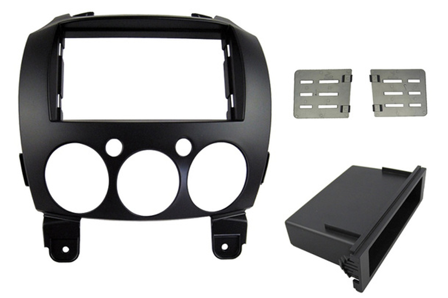 Mazda 2  Facia kit  Double Din