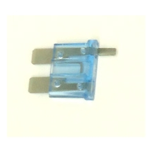 15 Amp standard ATO blade fuse with spur