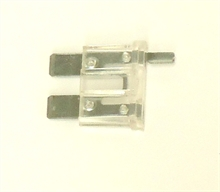 25 Amp standard ATO blade fuse with spur